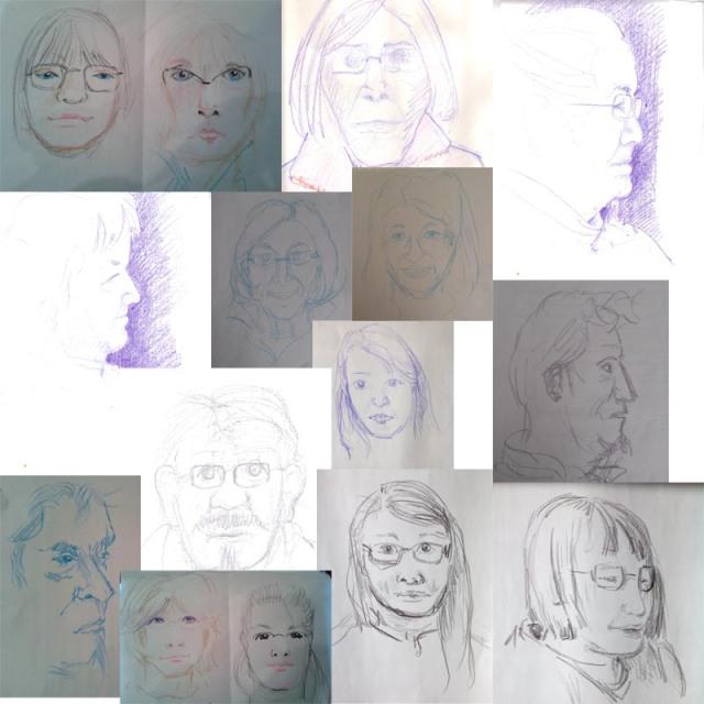 Portraits at LAA Meet-Up